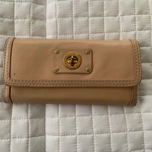 3/ $22 Peach colour Marc Jacob wallet